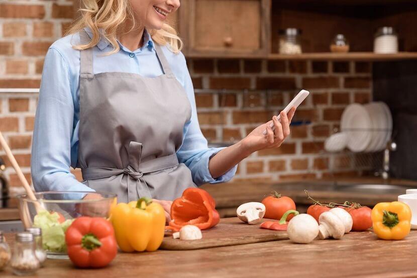 3 najciekawsze aplikacje kucharskie na iOS