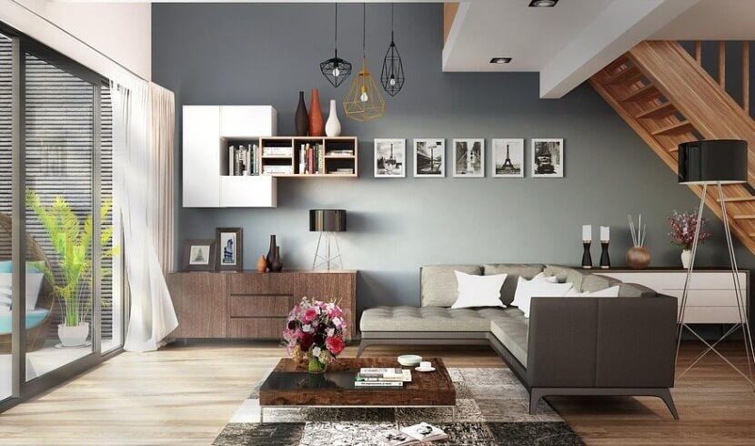 Jak urządzić mieszkanie w stylu nowoczesnym