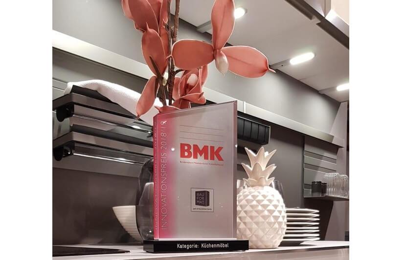 Marka BAUFORMAT zwycięzcą konkursu BMK Innovation Award!