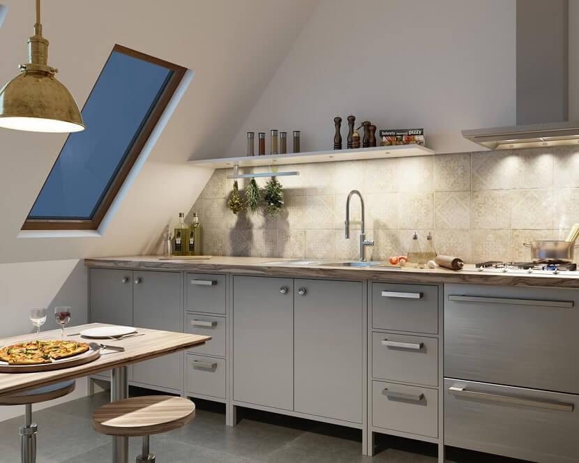 Płytki ścienne I Podłogowe W Kuchni Na Co Warto Zwrócić