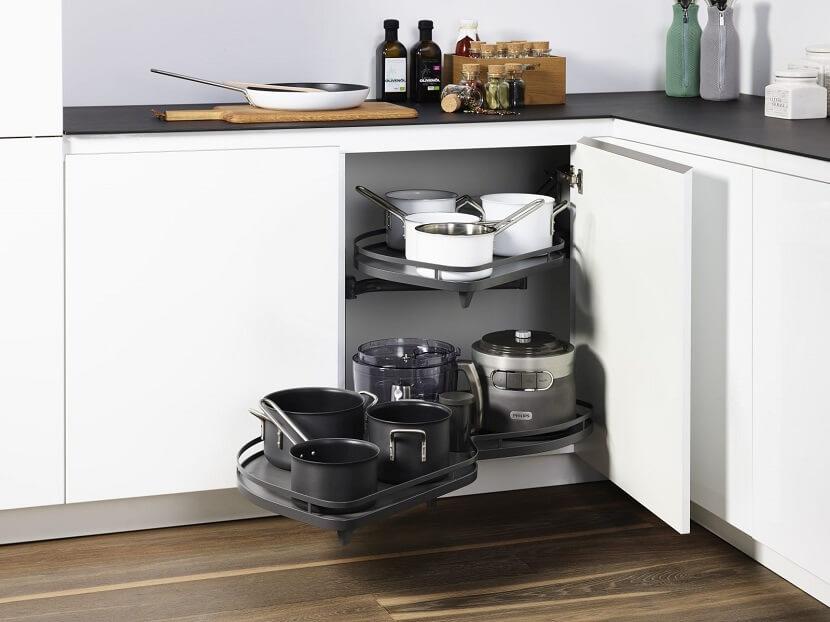 Antracyt- kolor, który doda Twojej kuchni elegancji