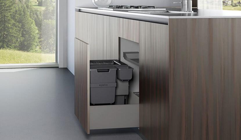 Kosz na śmieci do kuchni, czyli wygodne połączenie ekologii i ergonomii