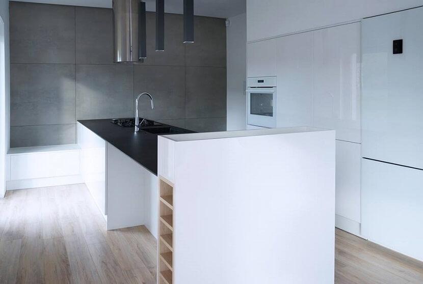 minimalizm w kuchni estyma