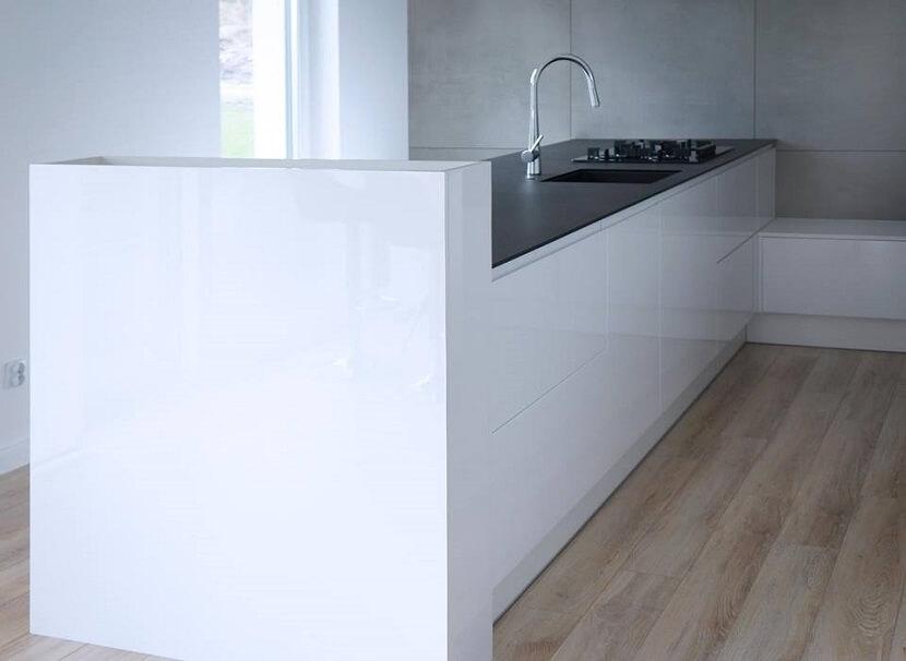 minimalistyczna kuchnia estyma