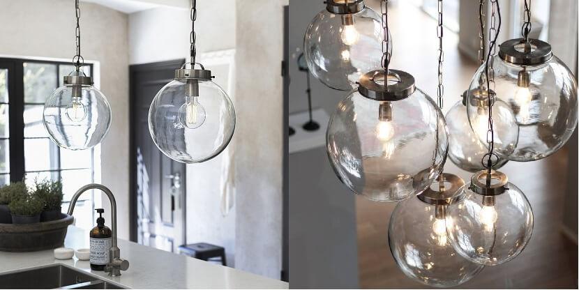 Lampy wiszące do kuchni, czyli główne źródło światła i