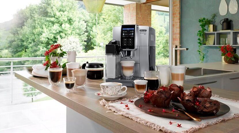 Jaki ekspres do espresso, a jaki do kawy latte i latte macchiato?