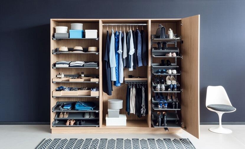Jak zorganizować wygodną i praktyczną garderobę?