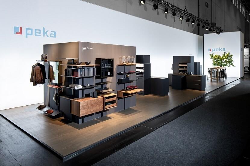 Firma PEKA zaprezentowała swoje produkty na prestiżowych targach INTERZUM 2019!