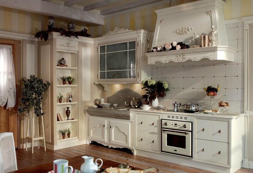 Kuchnia prowansalska. Romantyczna i przytulna, pełna ciepła i efektownych dekoracji