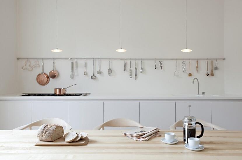 Relingi kuchenne. Stylowa i funkcjonalna ozdoba w Twojej kuchni