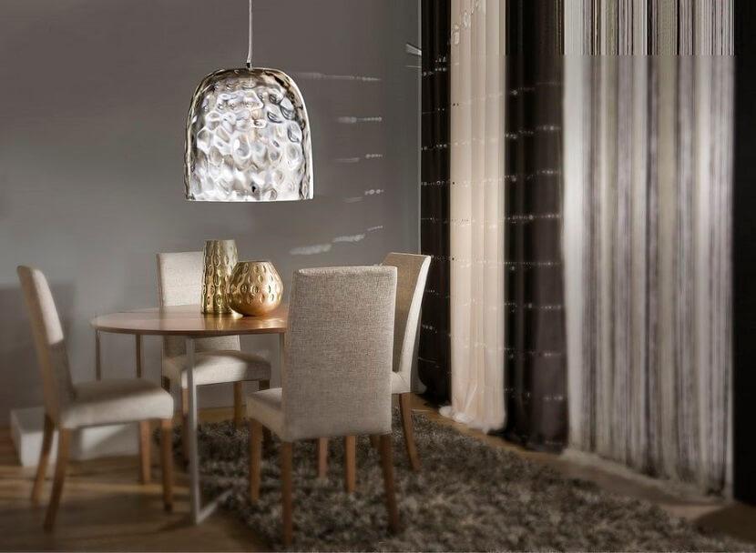 Jak znaleźć idealną lampę nad kuchenny stół?