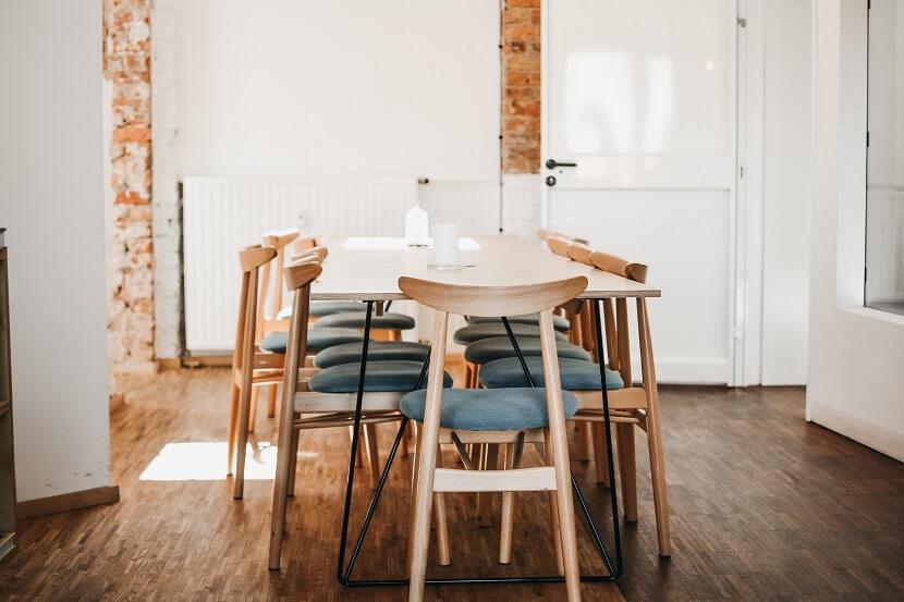 Krzesła do jadalni gwarantem udanej stylizacji wnętrza
