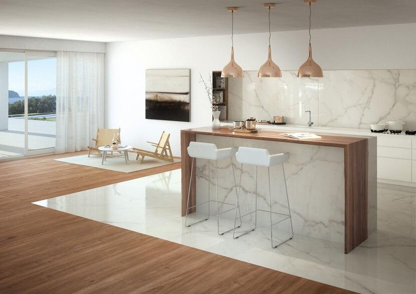 Marmur W Kuchni Pomysły Na Aranżację Pełną Elegancji