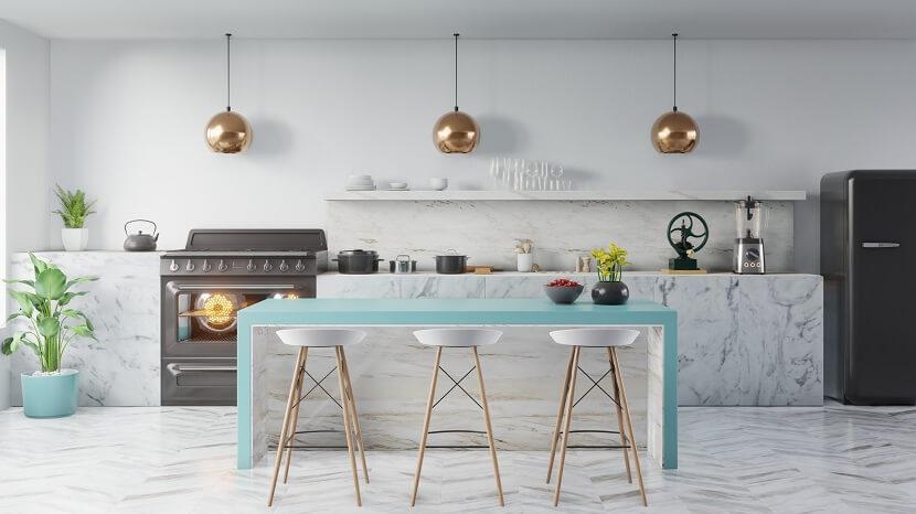 Kuchnie 2020 - nadchodzące trendy