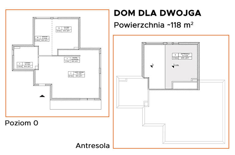 dom dla dwojga