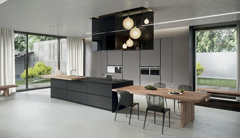 Mniej znaczy więcej.  Stylowe, minimalistyczne aranżacje kuchni. Jak to zrobić?