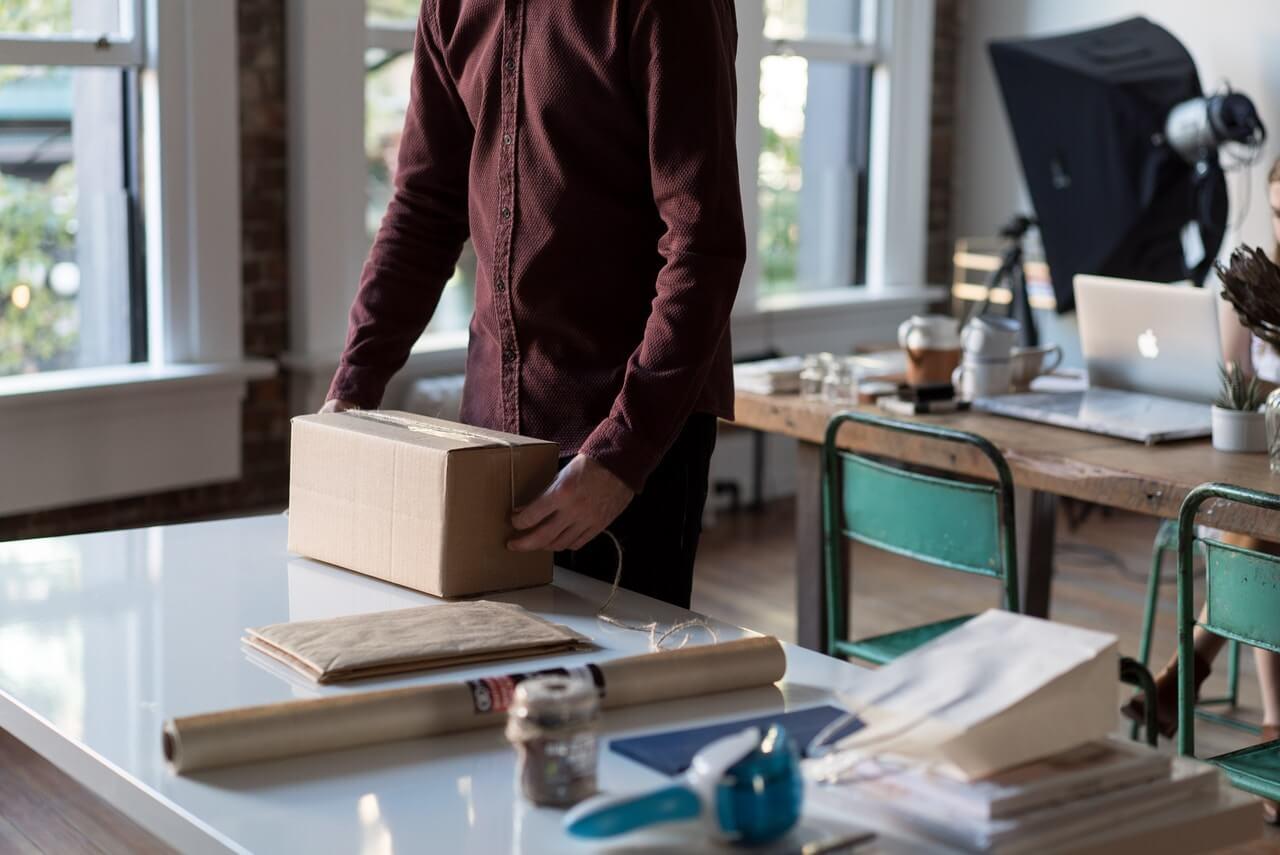 Pudełka – idealny sposób na uporządkowaną przestrzeń