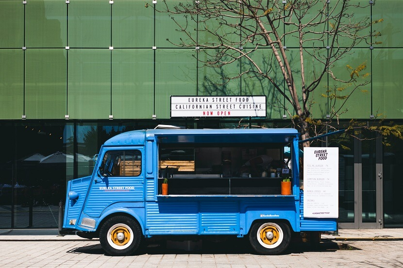 Jaka kuchenka indukcyjna do food trucka?