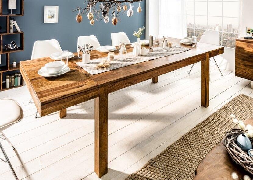 Dlaczego warto zainwestować w rozkładany stół do jadalni?