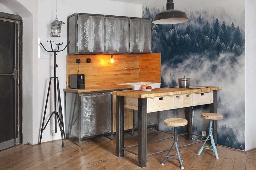Fototapety i naklejki do kuchni – przepis na nowoczesną aranżację