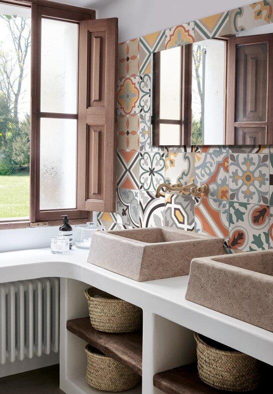 włoski patchwork