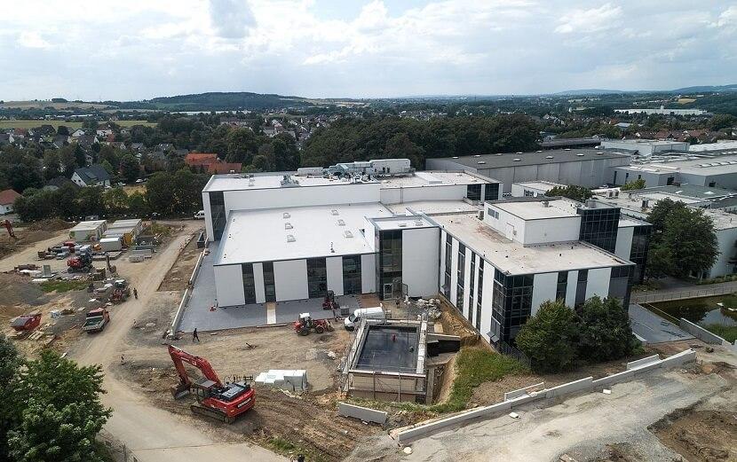 Targi mebli kuchennych Hausmesse 2021. Otwarcie nowego centrum wystawienniczego Nolte Küchen